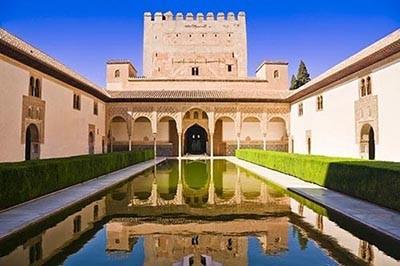 visitare Alhambra